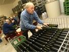 Vaďurovi jsou jedním ze tří vinařství ve Zlínském kraji, které letos