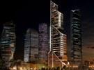 Mercury City má být nejvyšší budovou v Moskvě, ale už dnes se jí staví