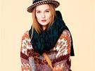 Babiččin úplet: Velký pletený svetr jako od babičky je přesně ten kus, který...