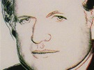 Portrét Edwarda Kennedyho od Andyho Warhola vznikl v rámci prezidentské kampaně