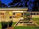 Architekt Richard Neutra navrhoval horizontální domy.
