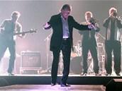 Karla Gotta doprovázela kapela Boom! Band pod vedením Jiřího Dvořáka.