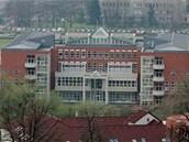 Nový areál Univerzity Hradec Králové