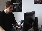 Na n�v�t�v� v �esk�m hern�m studiu Keeen Software House