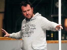 Pražské Švandovo divadlo uvede 24. listopadu 2012 premiéru hry Frankenstein