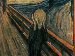 Edvard Munch: Křik