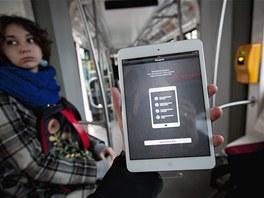 V Česku se začal prodávat iPad Mini (2. listopadu 2012, Praha).