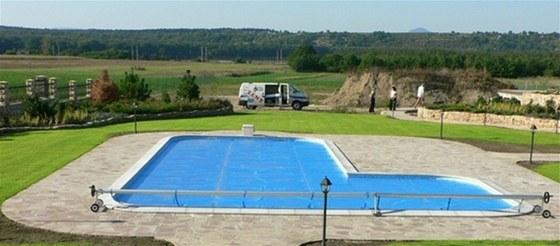 Zahradní bazény a jejich stavba
