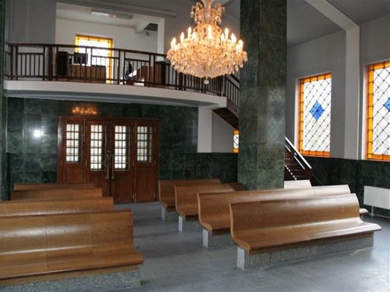 Pohřební služba PAX - Olšany