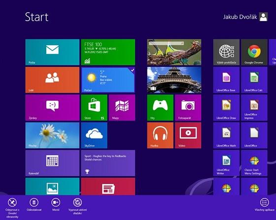 Tipy a triky pro Windows 8
