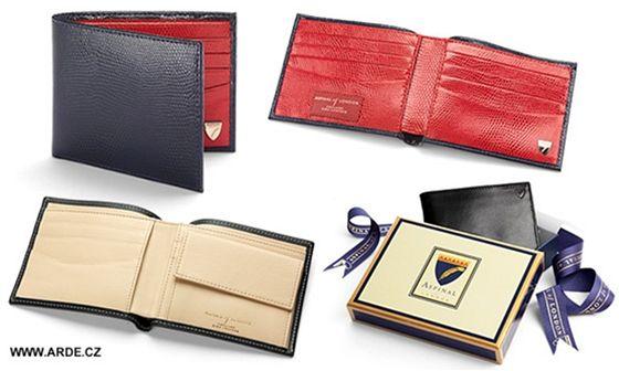 Vánoční dárky - peněženky
