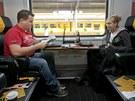 Osobní železniční dopravu mezi Prahou a Ostravou poskytují nově tři...