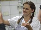 Kuchyni U klauna šéfuje energická kuchařka Monika, která je přesvědčena, že...