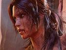 Lara Croft v připravované hře Tomb Raider