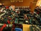 Ukradené věci z nejméně 27 dodávek s nářadím. Je to celkem 670 předmětů za více...