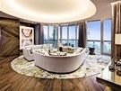 Vzorový byt v komplexu Opus navrhl Glenn Pushelberg.