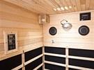 Elegantní kabiny těchto infrasaun jsou vyrobeny z kvalitního dřeva kanadského