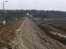 Hráz Plumlovské přehrady je nyní k nepoznání, dělníci kvůli opravám odstranili