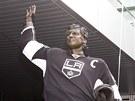 FANOUŠEK KINGS. Nejslavnější hokejista, který kdy hrál za Los Angeles Kings, se