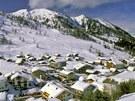 Lichtejnštejnsko, Malbun