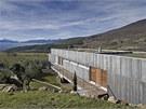 Dům navrhlo studio Burgos & Garrido Arquitectos Asociados.