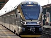 Osobní �elezni�ní dopravu mezi Prahou a Ostravou poskytují nov� t�i