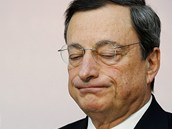 Prezident ECB Mario Draghi; listopad 2012.