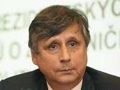 Kandidát na prezidenta Jan Fischer