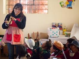 Co myslíte, mají v Peru krtky? Vědí tyhle děti, o jaké zvíře vlastně jde?
