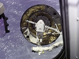 Všechny pokusy o zachycení družice Intelsat-603 tak, jak to astronauti