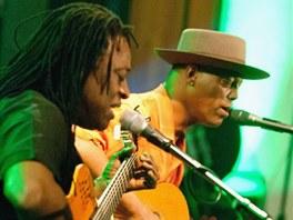 Blues Alive 2012 (Habib Koité & Eric Bibb)