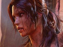 Lara Croft v p�ipravovan� h�e Tomb Raider