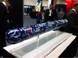 Robotický vyhledávač podmořských min Knifefish