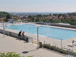 Kraví Hora je díky množství zeleně významným brněnským centrem rekreace.
