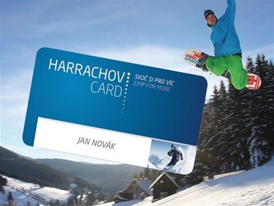 Na po��dnou ly�ova�ku do Skiare�lu Harrachov za lo�sk� ceny