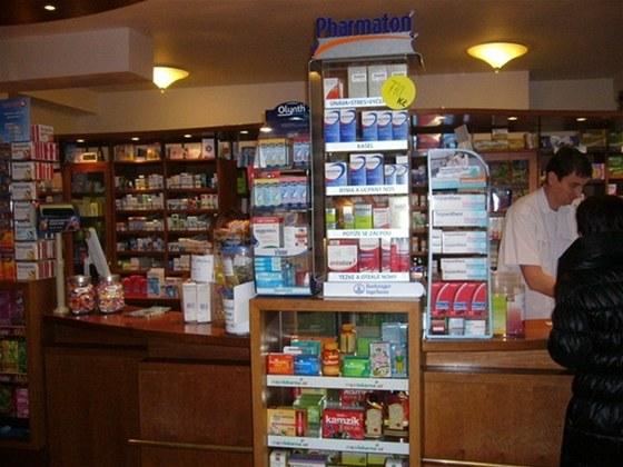 Lékárna Na Petřinách – klidný přístav podporující vaše zdraví