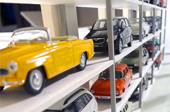 V novém muzeu Škody lze obdivovat skoro všechny vozy, které se tu kdy vyráběly.
