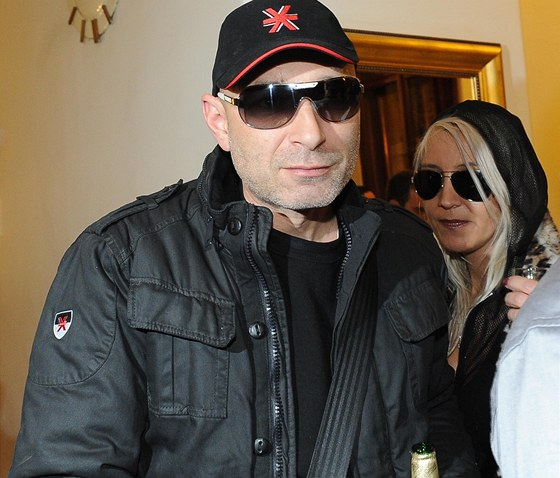 �esk� slav�k 2012 - Daniel Landa s man�elkou Mirjam