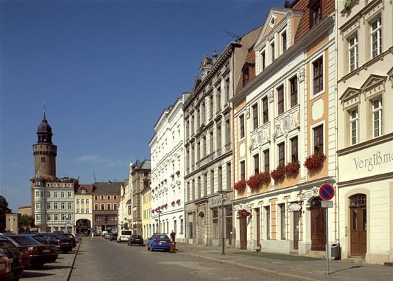 Z Görlitzu se za posledních dvacet let odstěhovalo na patnáct tisíc obyvatel.