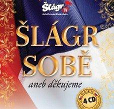 Šlágr sobě - 4 CD