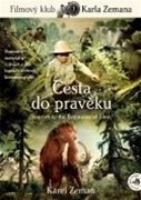 Karel Zeman: Cesta do pravěku (obal DVD)