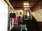 Vnitřní prostory restaurace prodělaly kompletní proměnu.