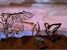 Salvador Dalí: La vache spectrale (1928)