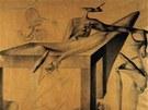 Salvador Dalí: Le Cannibalisme des objets, avec écrasement simultané d'un