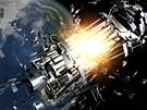 Exploze na oběžné dráze znamená velký nárůst nebezpečného smetí. Nejvýznamnější