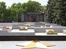 Památník obětí občanské války v roce 1992