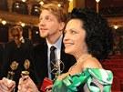 �esk� slav�k 2012 - Tom� Klus a Lucie B�l� ovl�dli hlavn� kategorie