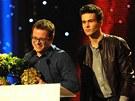 �esk� slav�k 2012 - Charlie Straight z�skali cenu v nov� kategorie Hv�zda