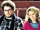 Elizabeth Banksová si spolu se Sethem Rogenem zahrála v komedii Zack a Miri