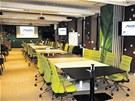 Pohled do konferenční místnosti společnosti Kraft Foods